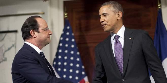 ABD, Fransa cumhurbaşkanlarını dinlemiş