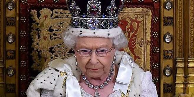 Kraliçe kalacak yer arıyor!