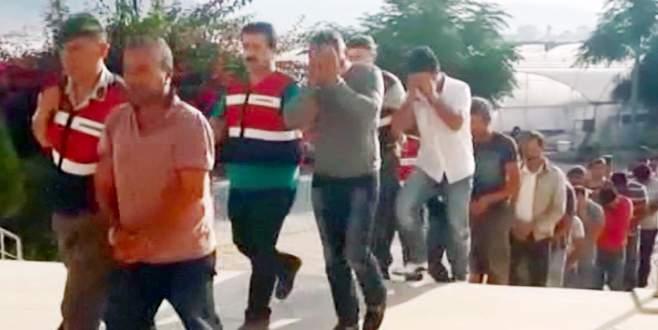 İnsan kaçakçılığı operasyonunda 6 tutuklama
