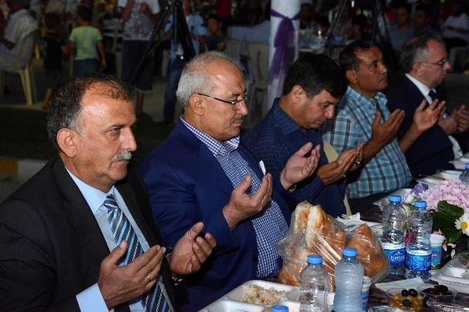 Büyükşehir Belediyesi Bozyazı'da İftar Yemeği Verdi