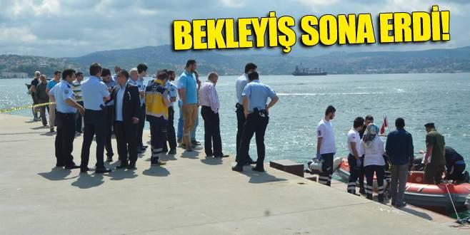 Denize atlayan Yunus Demir'den kötü haber