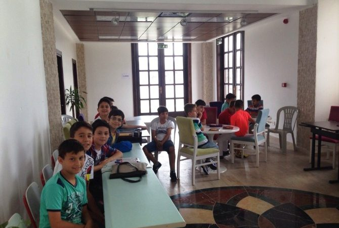 Serdivanlı Miniklerin Ramazan Okulu Heyecanı