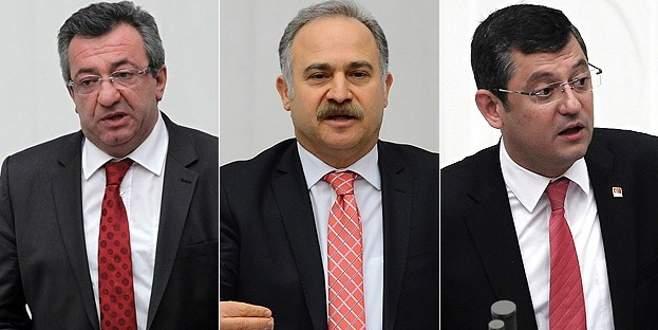 CHP'nin yeni Grup başkanvekilleri belli oldu