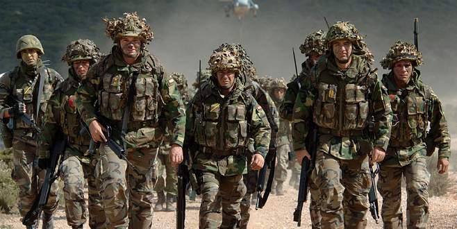 NATO'dan 40 bin kişilik ordu