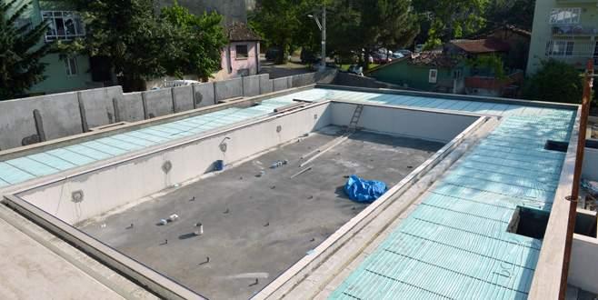 Yıldırım'a bir havuz daha
