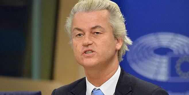 Wilders İslam karşıtı karikatürleri televizyonda yayınladı
