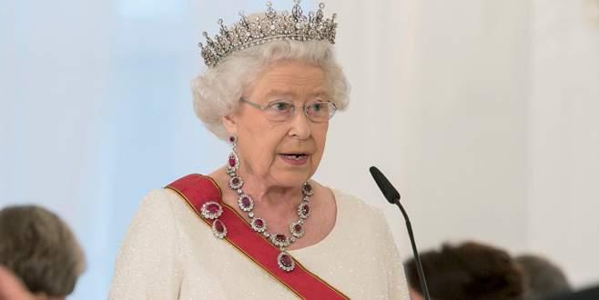 Kraliçeden Avrupa'da birlik çağrısı