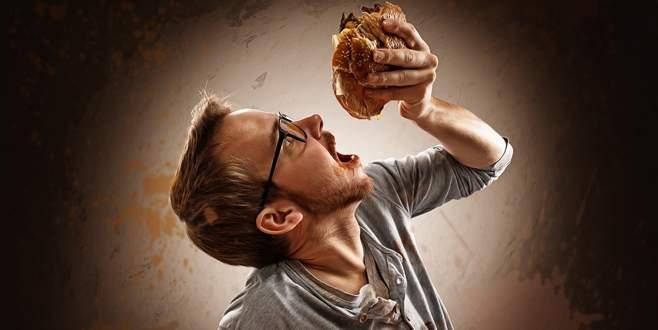 Hızlı yemek yiyenler dikkat!