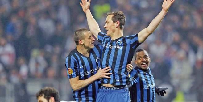 Club Brugge küplere bindi