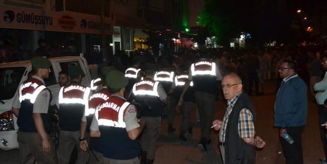 Edirne'de asker şehre indi!