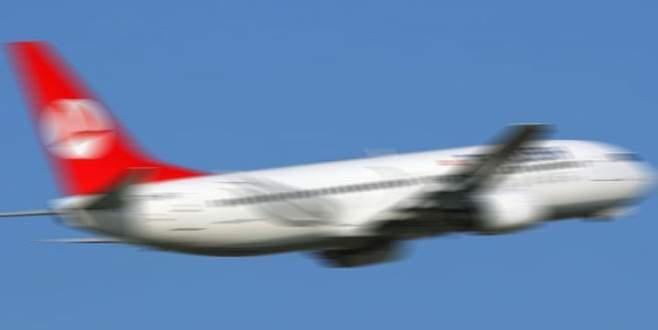 Uçaktaki 'bomba' şakası karakolda bitti