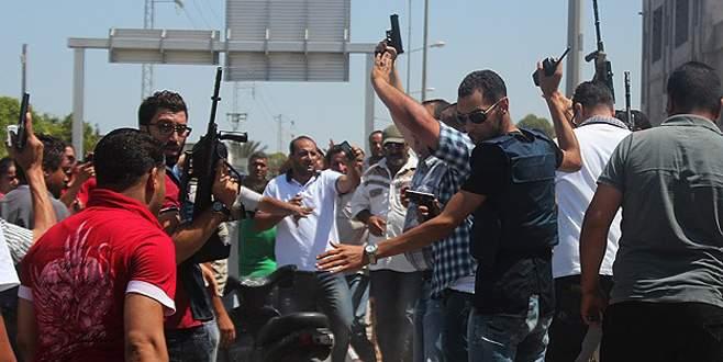 Tunus'taki saldırıyı DAEŞ üstlendi
