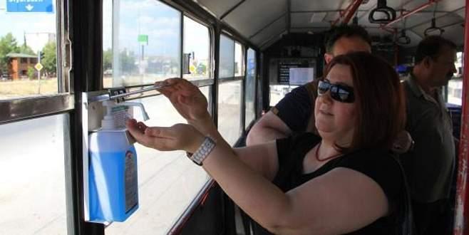 Otobüslerde yeni uygulama başladı