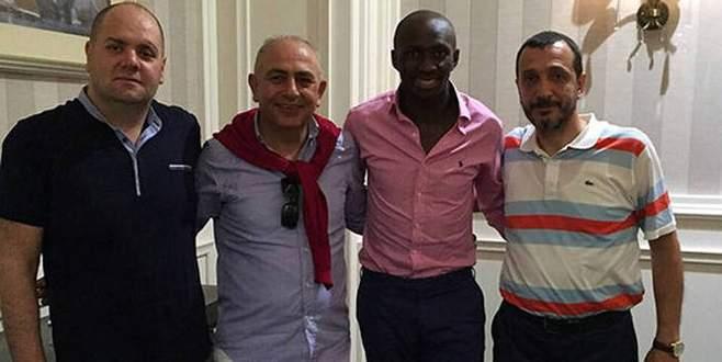 Trabzonspor, M'bia ile anlaştı