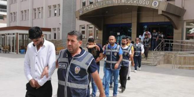 'Joker' operasyonu: 105 kişi gözaltında
