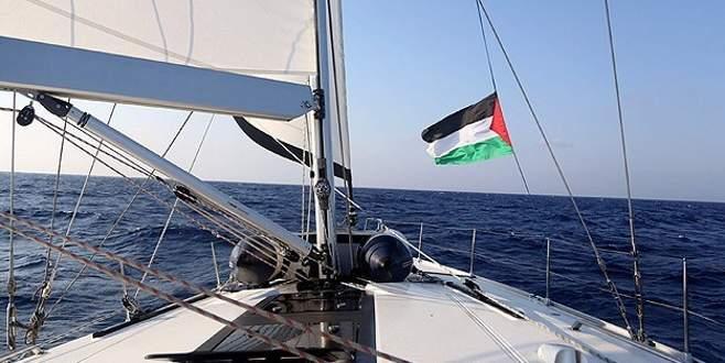 İsrail Gazze'ye Özgürlük Filosu'na müdahale etti