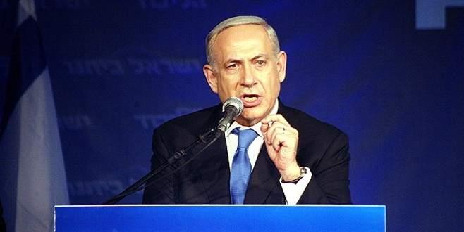Netanyahu'dan İsrail donanmasına tebrik