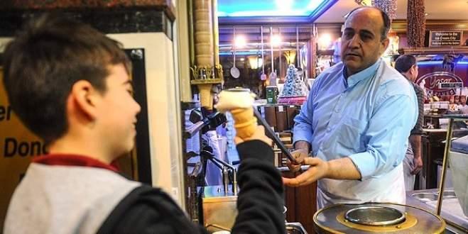 Dondurma tüketimi 320 bin tonu aştı