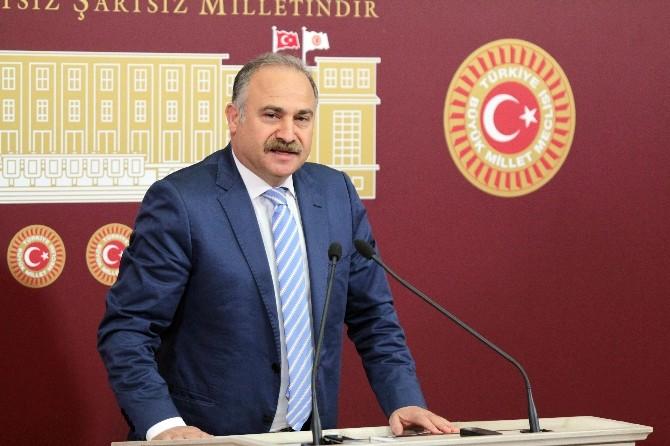 """CHP'li Gök: """"İsmet Yılmaz'ın Etik Olarak MSB'den İstifa Etmesi Gerekir"""""""