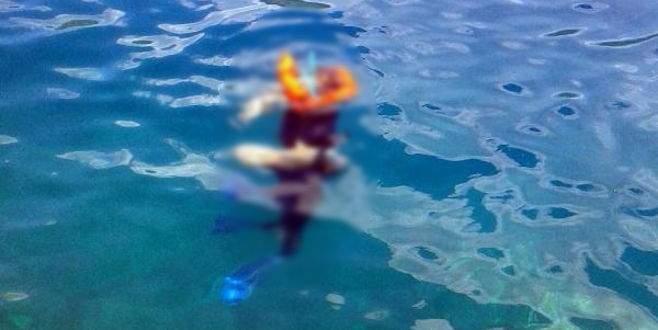 Denizde bu halde ölü bulundu!