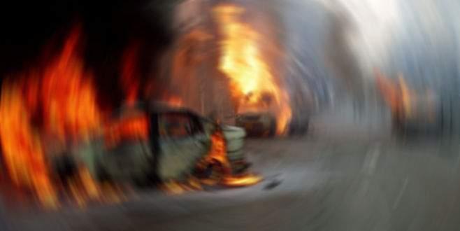 Çad'da patlama