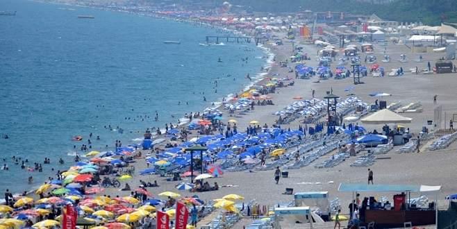 Turizm gelirinde beklenti 36 milyar dolar