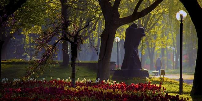 Bursa'nın en güzel bahar fotoğrafları