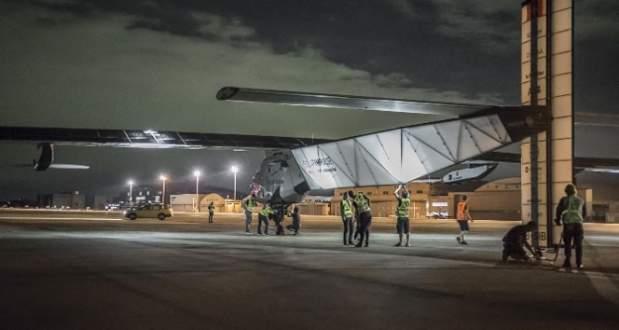 Solar Impulse 2 yeniden yollarda
