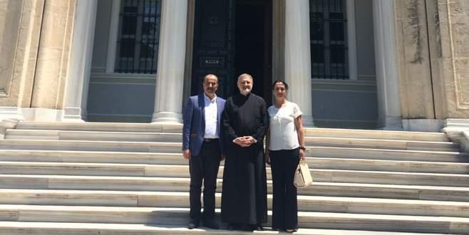 Türkyılmaz Çipras'ı Mudanya'ya davet etti