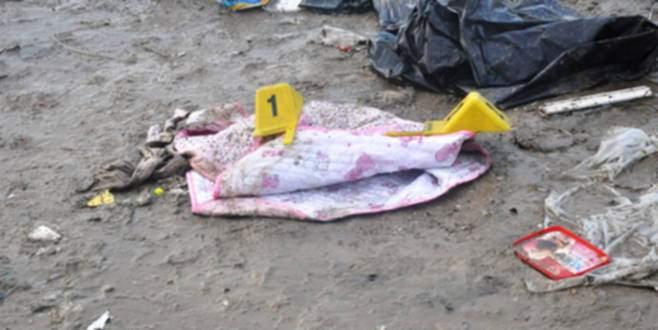 Çöplükte bebek cesedi bulundu!