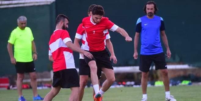 Antalyaspor Eto'o'suz başladı!