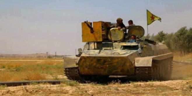 YPG, Haseke'de Esad'ın tanklarını ele geçirdi