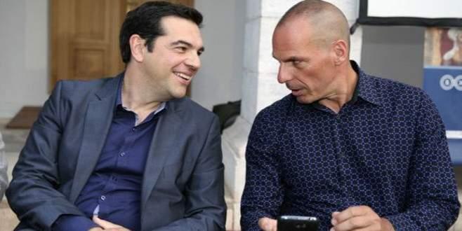Yunanistan borcunu ödemeyecek