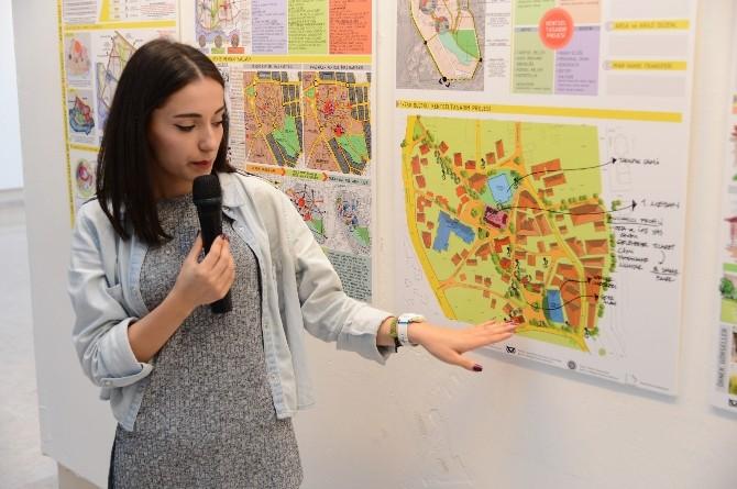 Üniversite Öğrencileri, Beylikdüzü'ne Üç Köy Üç Meydan Tasarlıyor