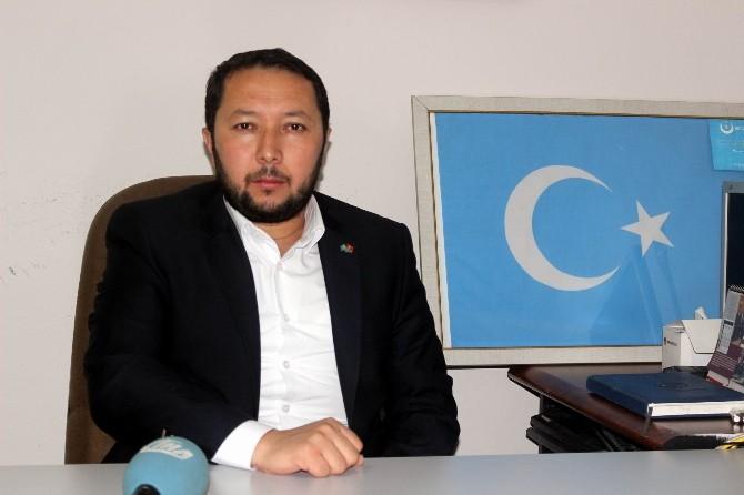 Bağımsız Doğu Türkistanlılar Derneği Başkanı Erkinbeğ Uygurtürk: - Olay Gazetesi Bursa