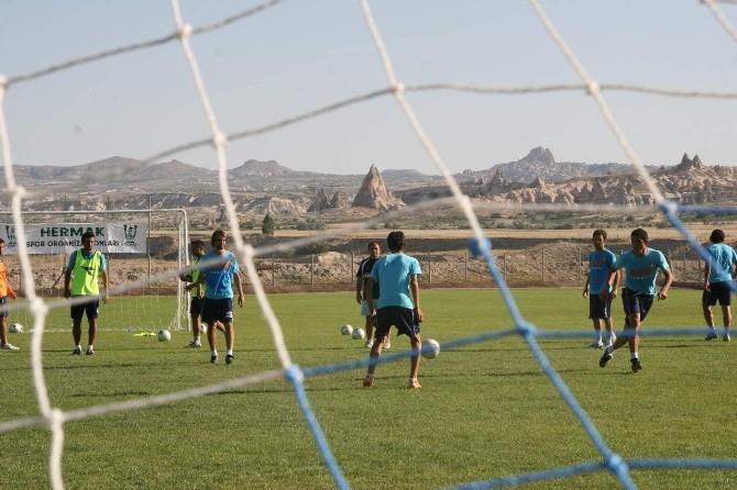Kapadokya Futbol Takımları İçin Gözde Kamp Merkezi