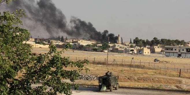Tel Abyad artık YPG'nin kontrolünde