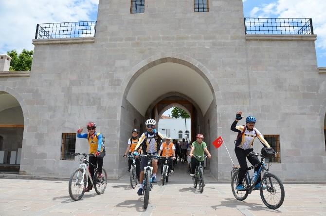 İftar Sonrası Yapılan Bisiklet Turlarına Büyük İlgi