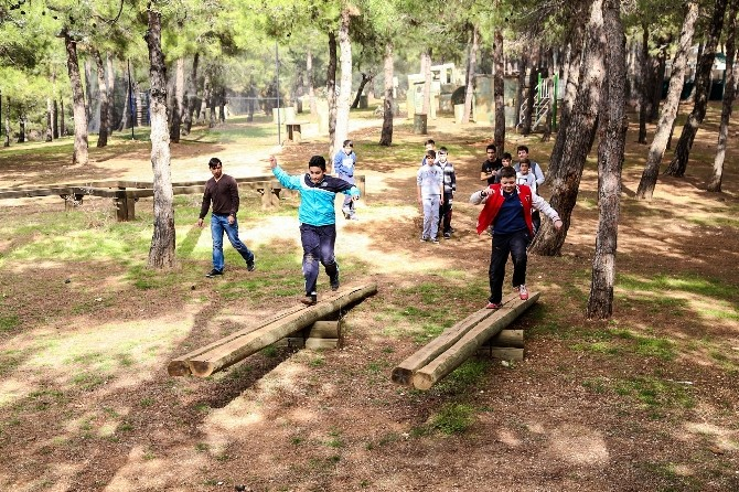 Şehitkamil Belediyesi'nden Gençlik Kampı Faaliyetleri