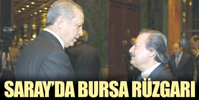 Saray'da Bursa rüzgarı