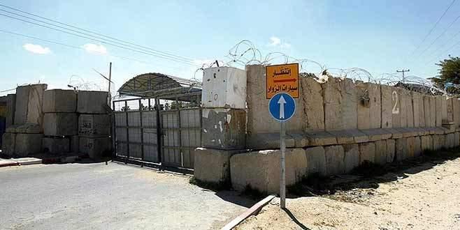 İsrail, Kerm Ebu Salim'i açtı