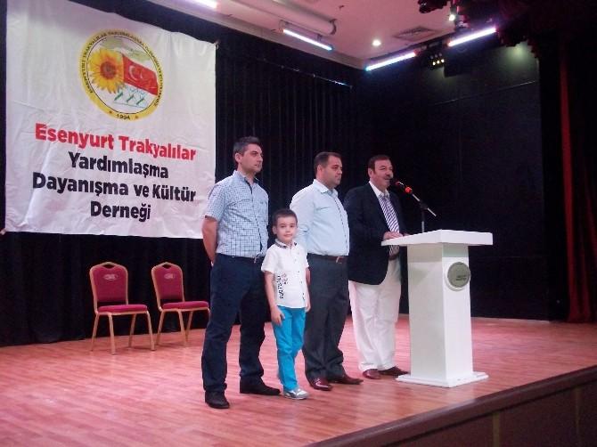 Başkan Kadıoğlu, Trakyalılar İle İftarda Buluştu