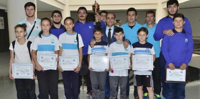 Yıldırım Belediyespor'dan 25 Madalya