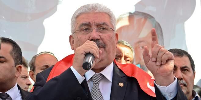 MHP: Erdoğan'ın adayı kaybetti