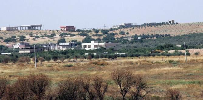 Sınırda IŞİD mayın döşedi