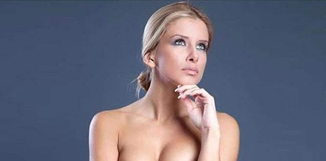 Playboy güzeli 5 cinayetten yakalandı