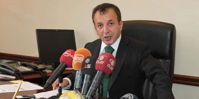 Bursa'nın vergi rekortmeni Muharrem Yılmaz
