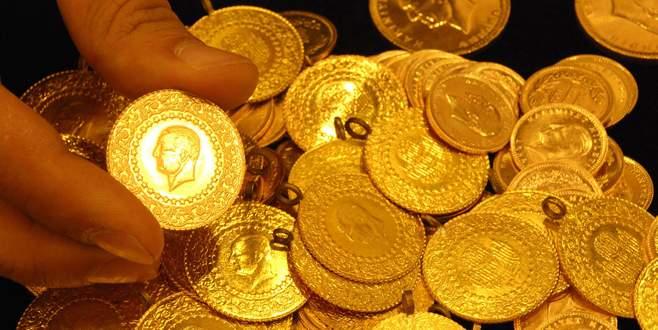 Altın ithalatında sert düşüş