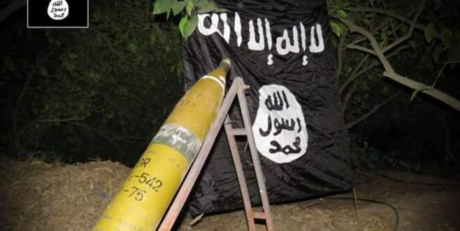 IŞİD'den İsrail'e roketli saldırı