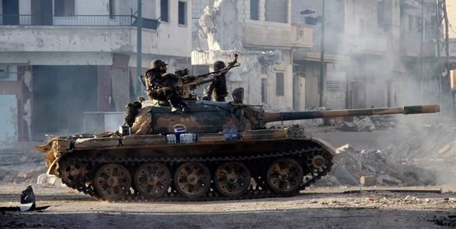 Esad ve Hizbullah'tan ortak operasyon